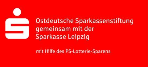 Logo_Ostdeutsche Sparkassenstiftung mit der Sparkasse Leipzig