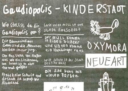 Gaudiopolis - Kinderstadt