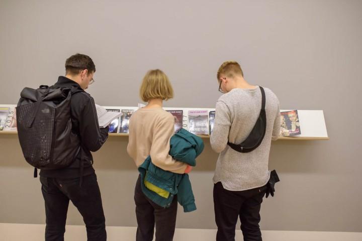 Pass-Stücke, Editionen Texte zur Kunst, Foto: Alexandra Ivanciu