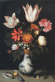 Ambrosius Bosschaert, Stilleben, ca. 1619