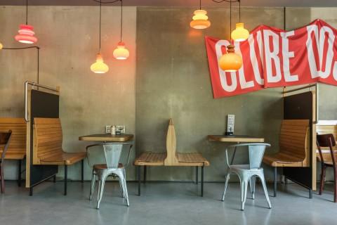 Café DAS KAPITAL, Markus Dreßen, 2018, Foto: Alexandra Ivanciu