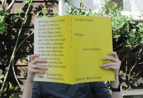 Writings, Conversations, Scripts, Ane Hjort Guttu