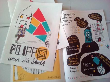 Flippo und die Stadt