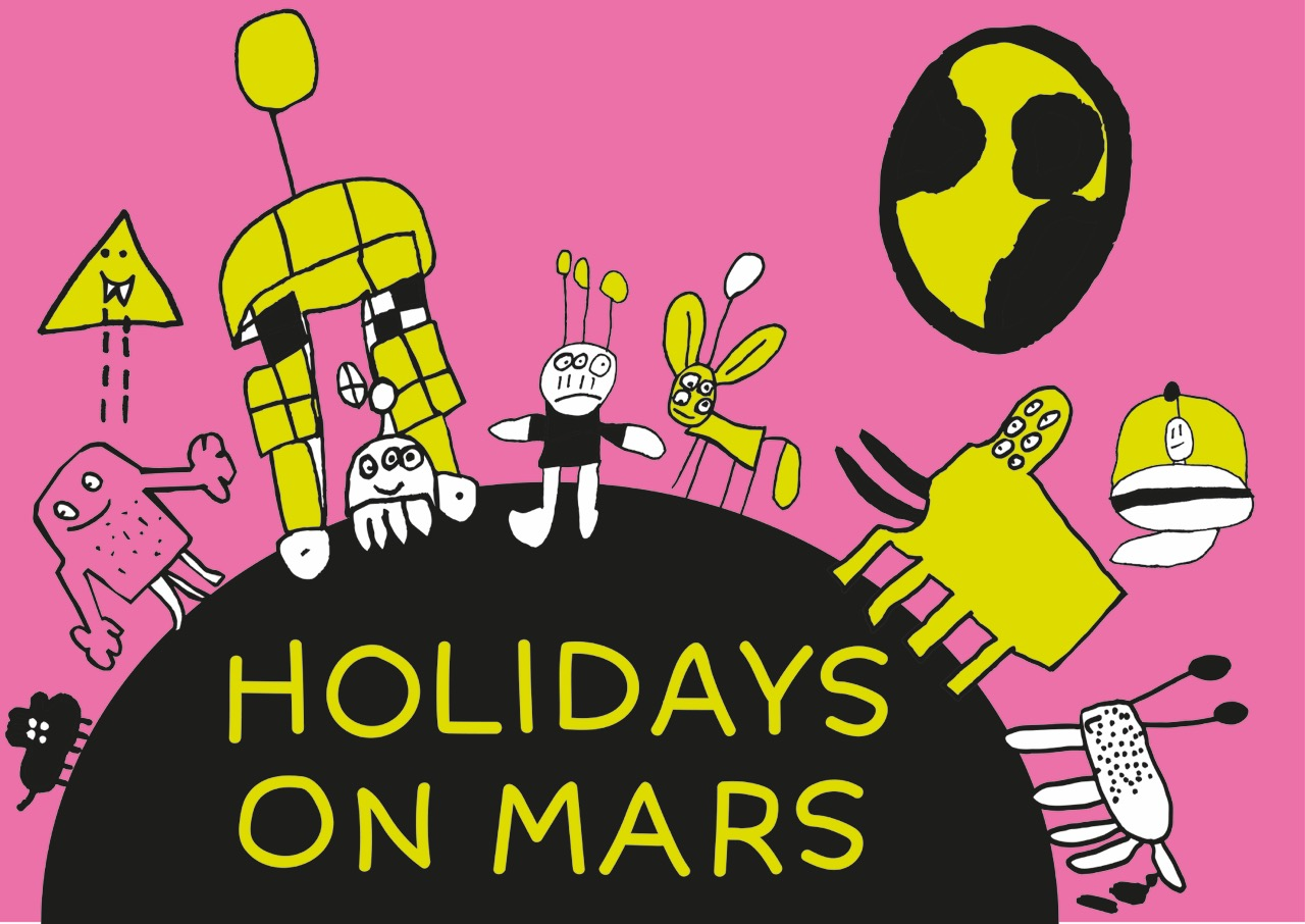 Holidays on Mars_Flippo