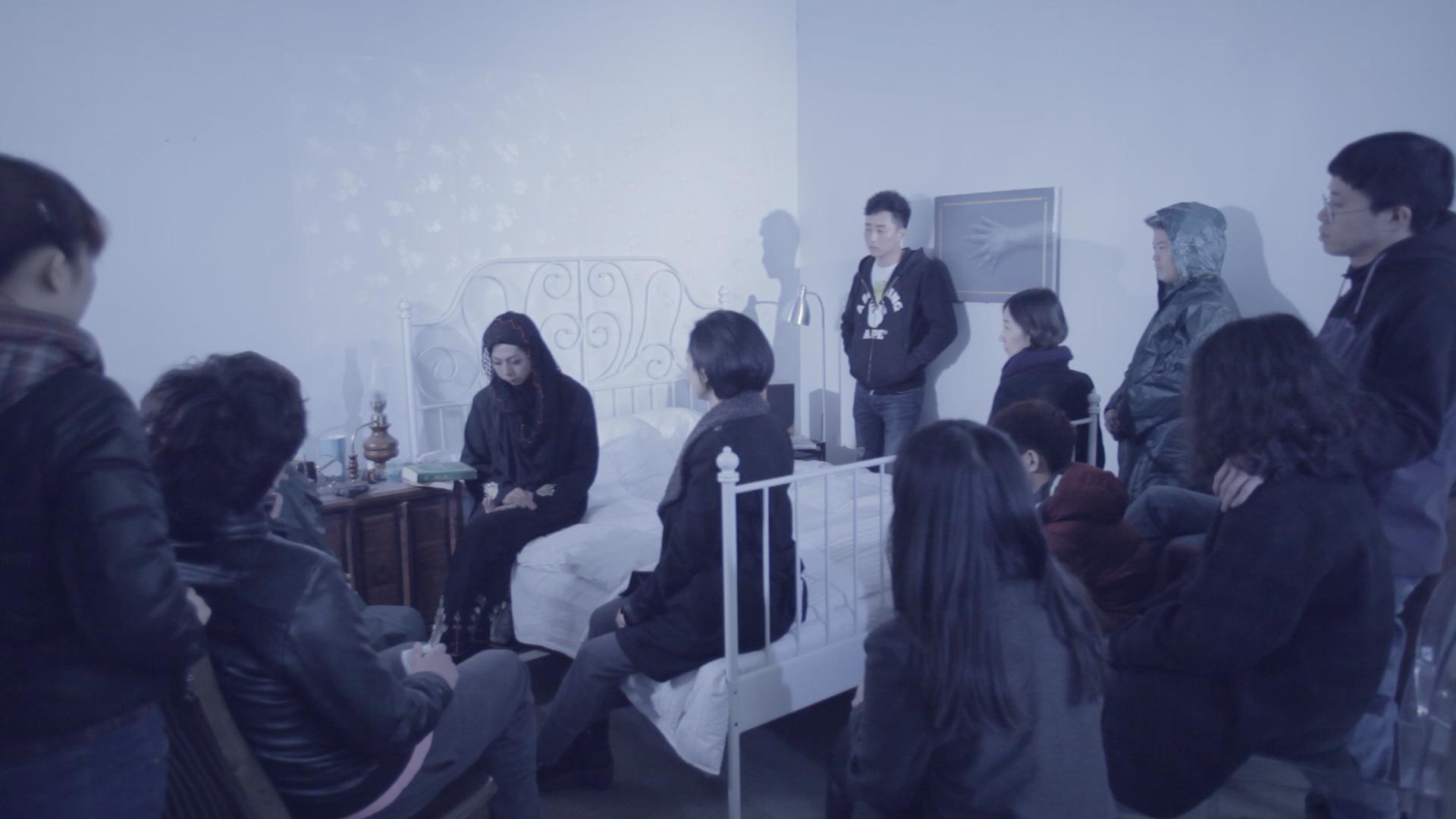 Tao Hui, Talk About Body, 2013, Videoausschnitt © Tao Hui