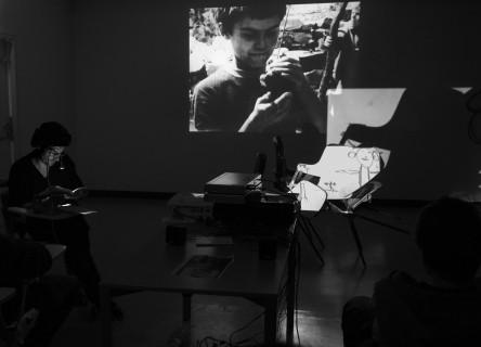 Achim Lengerer, Scriptings#26 Voix-off, Screening, 2011