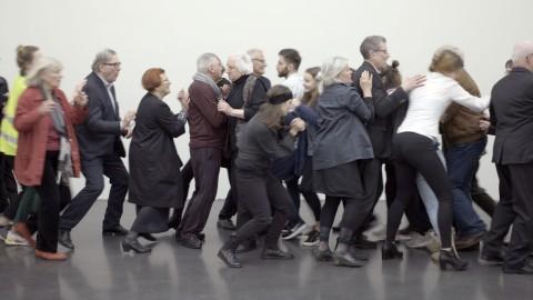 Clemens von Wedemeyer, Faux Terrain, 2019. Courtesy: KOW, Berlin & Galerie Jocelyn Wolff, Paris