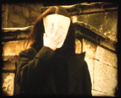 Filmstill, Lokalbestimmung, Super 8 Film von Gabriele Stötzer