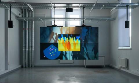 Clemens von Wedemeyer. Transformation Scenario Shot, Courtesy: KOW, Berlin & Galerie Jocelyn Wolff, Paris