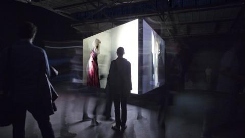 Clemens von Wedemeyer Muster (engl. Rushes), 2012 Triangle installation view, courtesy: KOW, Berlin & Galerie Jocelyn Wolff, Paris (c) VG Bild Kunst, Bonn Photo: Clemens von Wedemeyer.