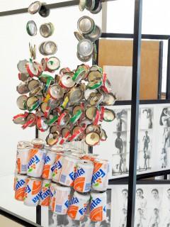 Bewußtes Unvermögen. Das Archiv Gabriele Stötzer, Ausstellungsansicht, Foto Paula Gehrmann