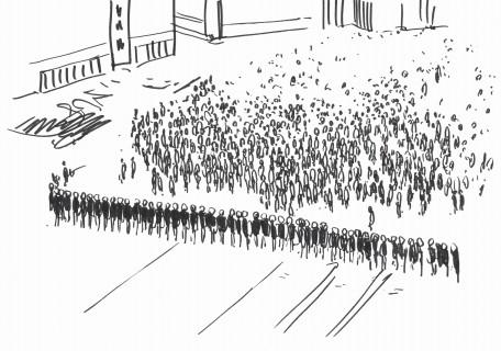 Clemens von Wedemeyer, Storyboard zu
