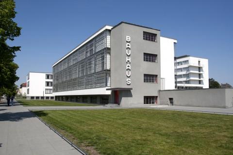 Bauhausgebäude (1925–26), Bildnachweis: Stiftung Bauhaus Dessau / Foto: Tenschert, Yvonne, 2011