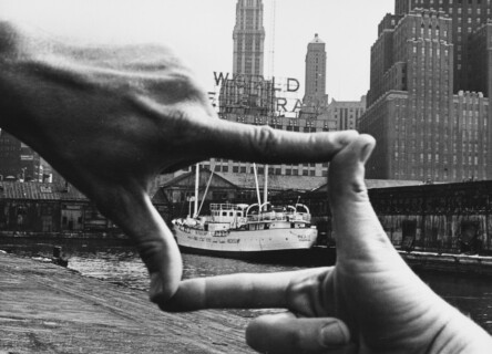 John Baldessari, Pier 18, New York, 1971. Shunk-Kender Fund, Roy Lichtenstein Foundation donation, in memory of Harry Shunk and János Kender (2014). © J. Paul Getty Trust. All rights reserved