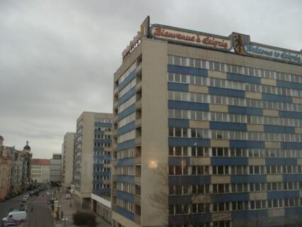 Leipziger Brühl, Foto Nils Emde im Rahmen des Projekts Heimat Moderne
