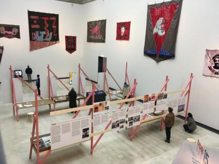Besuch der Ausstellung