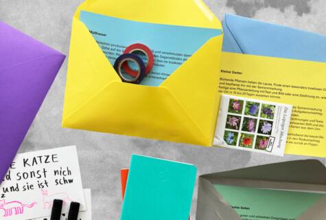 Briefe an die Kinder: Kleiner Garten