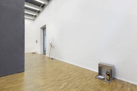Installation view, Sung Tieu: Multiboy, courtesy of the artist, Emalin, London and GfZK Leipzig © Sung Tieu, Photography: Hans-Georg Gaul